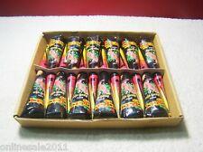 Mehandi Natural Herbal Temporary Tattoo Body Paint 60 Henna Cone Lot of 60 FShip