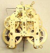 Antique Seth Thomas 3 5/8 Mantel Shelf Clock Movement Parts Repair