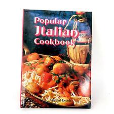 Popular Italian by Marion Howells Cathay Books English Hardback Cookbook 1978