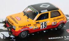 Coches de rally de automodelismo y aeromodelismo Altaya, Renault, Escala 1:43