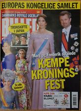 BILLED BLADET,Prinzessin Mary, Königin Margrethe,Prinz Frederik, Diana, Japan