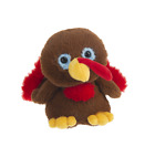 Ganz H1 Halloween D cor Kids 5'' H Butterbits Turkey Plush Toy HW10770