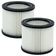 2 Pack Shop-Vac 90398 Small Cartridge Filter Type AA Wet Dry Vacs 903-98 903-99