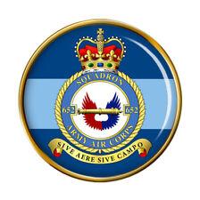 652 Squadron AAC, British Army Pin Badge