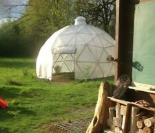 Geodesic Dome, Grow Dome 3V, 6m Geo Dome, Kuppelgewächshaus