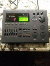 Roland Td-10 V-Drum Module Edrum Brain Electronic Td10 For Parts Not Working.