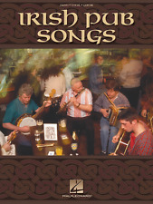 """IRISH PUB SONGS"" PIANO/VOCAL/GUITAR MUSIC BOOK-BRAND NEW ON SALE SONGBOOK!!"