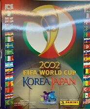 Panini WM 2002 Korea/Japan leeres Album guter Zustand