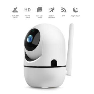 Wifi IP WLAN Kamera Überwachungskamera 1080P ONVIF Nachtsicht Webcam 802.11b/g/n