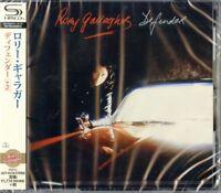 RORY GALLAGHER Defender 2018 Japanese 12-trk promo sample SHM-CD sealed