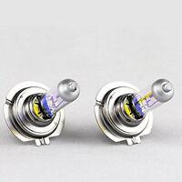 2 x H7 55W 12V Halogène Xénon Phares Avant Ampoules Lampe Super LED qlll