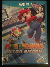 Mario Tennis: Ultra Smash - Nintendo WiiU - Brand New/Sealed