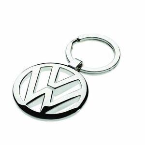 Metal CAR Logo For Volkswagen VW  Keychain  Keyring Key Fob Women Men Keyring