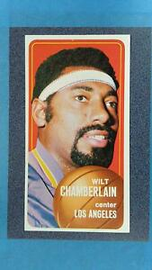 1970-71 Topps #50 WILT CHAMBERLIN Los Angeles NRMT+ ~GS02-17