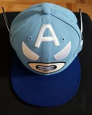new concept 3a74b b1504 Tokidoki x New Era Captain America Cap with Wings 9Fifty Snapback