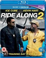 Ride Along 2 [Blu-ray] [2016] [DVD][Region 2]