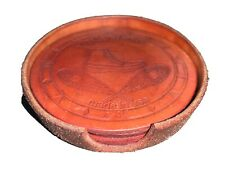 More details for yuketen leather coasters