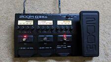 Zoom G3xn Guitar Multi Effects Pedal