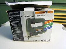 Stichsäge Meister Craft MPS500E elektronic neuwertig
