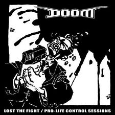 Doom - Lost The Fight / Pro-Life Control Sessions LP Hiatus Amebix CRUST PUNK