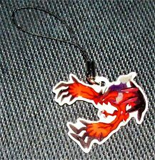 Yveltal Key Chain / Charm Official Pokemon League SEALED