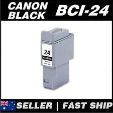 1x Black Ink for Canon BCI24B i250 i255 i320 i350 i355 i360 i450 i455 i470/i475D