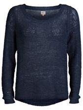 Jersey de mujer de color principal azul de poliamida