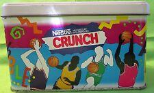 1992 NBA Nestle Crunch Collector's Tin