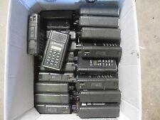 LOT OF 10 Motorola STX  Two Way Radios