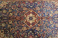 Authentic  Wool RNRN-75 3'4'' x 5'0'' Persian Jozan Rug