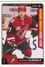 2016-17 O-Pee-Chee Update Marquee Rookies RC #699 Anthony DeAngelo
