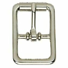 "Tandy Leathercraft 5/8"" Roller Buckles Nickel Plated 1510-10"
