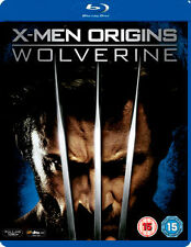 X-MEN ORIGINS - WOLVERINE - BLU-RAY - REGION B UK
