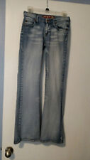Hint Light Blue Jeans Stretch Stonewashed Bootcut Size 1