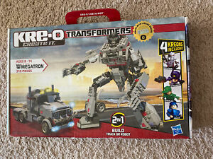 NEW KRE-O Transformers Megatron (30688) - In Factory Sealed Box