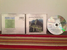 Panpipes of the Andes  By incantation Music cd Case-disc & inserts