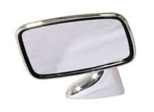 MK1 CADDY Chrome Flag Door mirror, Mk1 Golf/Jetta, Left side - 171857501B