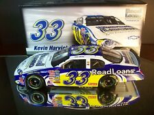 Kevin Harvick #33 Road Loans 2007 Chevrolet Monte Carlo SS 1:24 M.A.