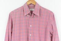 ETON Slim Fit shirt Check mens Size 41 16
