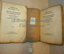 Prezziner, STORIA SOCIETA' SCIENTIFICHE E LETTERARIE FIRENZE 1810, Feltrinelli