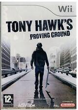 Tony Hawk´s Proving Ground Nintendo Wii Español
