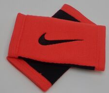Nike Dri-Fit Stealth DoubleWide Wristbands Bright Crimson/Black Men's Women's