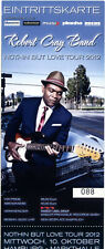 Robert Cray Band - Nothin but Love Tour 2012 Hamburg Ticket vom 10.10.2012