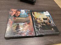 Il Segreto De Los Fratelli Grimm DVD Matt Damon Monica Bellucci Sigillata Nuovo