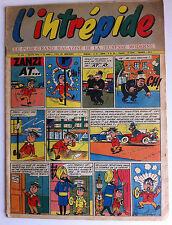 L'intrépide n°459 du 14/08/1958; Le cavalier rouge/ David Crockett/ Tip le Hardi