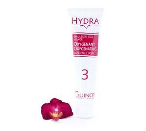 GUINOT Hydra Double Ionisation Oxygenant Emulsion OZ2 Oxygenating Emulsion 150ml