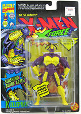 Marvel X-Men X-Force Killspree Figure 1994 Vintage Toy Biz MOC
