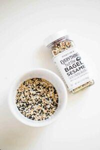 Trader Joe's Everything but the Bagel Sesame Seasoning Blend- Vegan🌱 (2.3 oz)