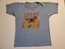 HEART - Vintage Concert T-Shirt, Dog & Butterfly Tour 1978