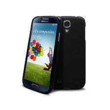 Coque Housse Etui Semi Rigide Pour Galaxy S4 Extra Fine Noire Opaque